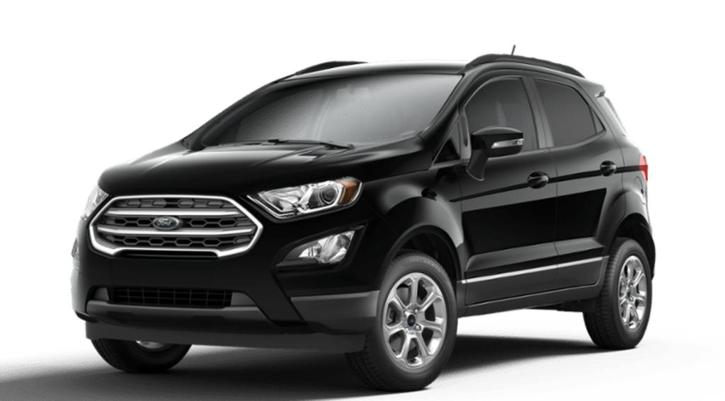 West Herr Ford >> New 2019 Ford Ecosport For Sale In The Buffalo Ny Area